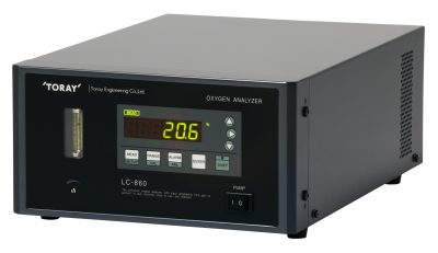 High Functionality Oxygen Analyzer