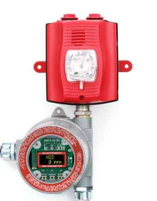 Drill Rig Gas Monitor