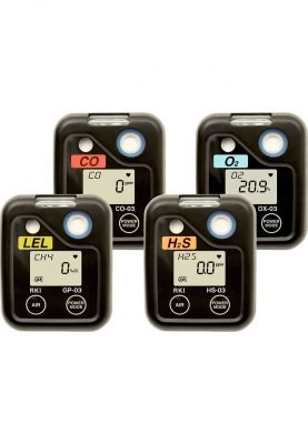 03 Series Single Gas Monitor