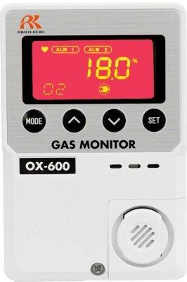 OX-600 Alarm 2