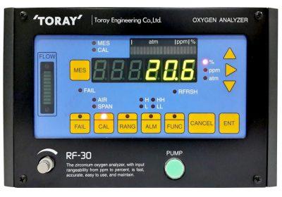 RF-30 Compact Oxygen Analyzer, RF30