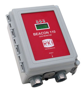 Beacon 110 Single Channel Wall Mount Controller