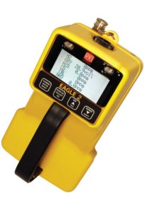 2010 Six gas portable monitor with PID capability, EAGLE 2
