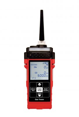 Gas Tracer Confined Space – Leak Detector