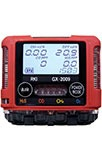 GX-2009 Portable Multi Gas Detector