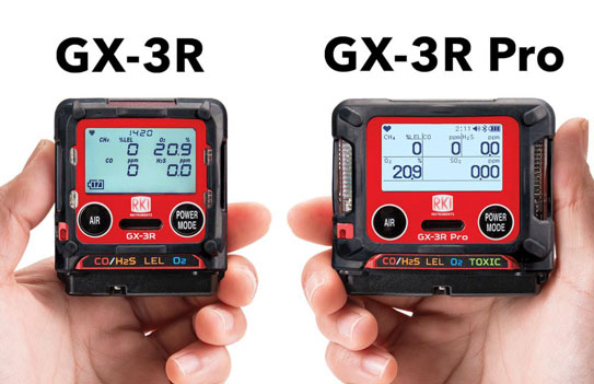 gx 35 and the gx 3r pro