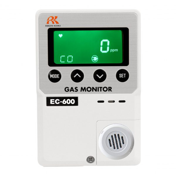 OX-600 EC-600 Indoor Carbon Monoxide Diffusion Gas Monitor