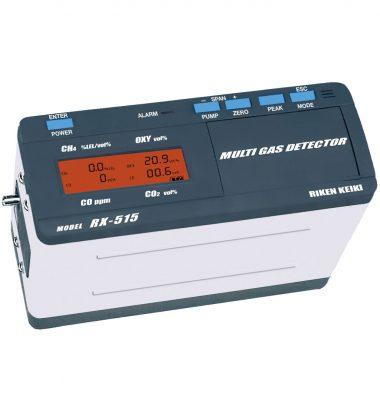 RX-515 gas monitor