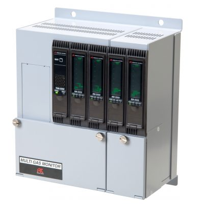 Multi-Channel Gas Monitoring System