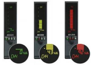 RM-5000 Alarm Colors