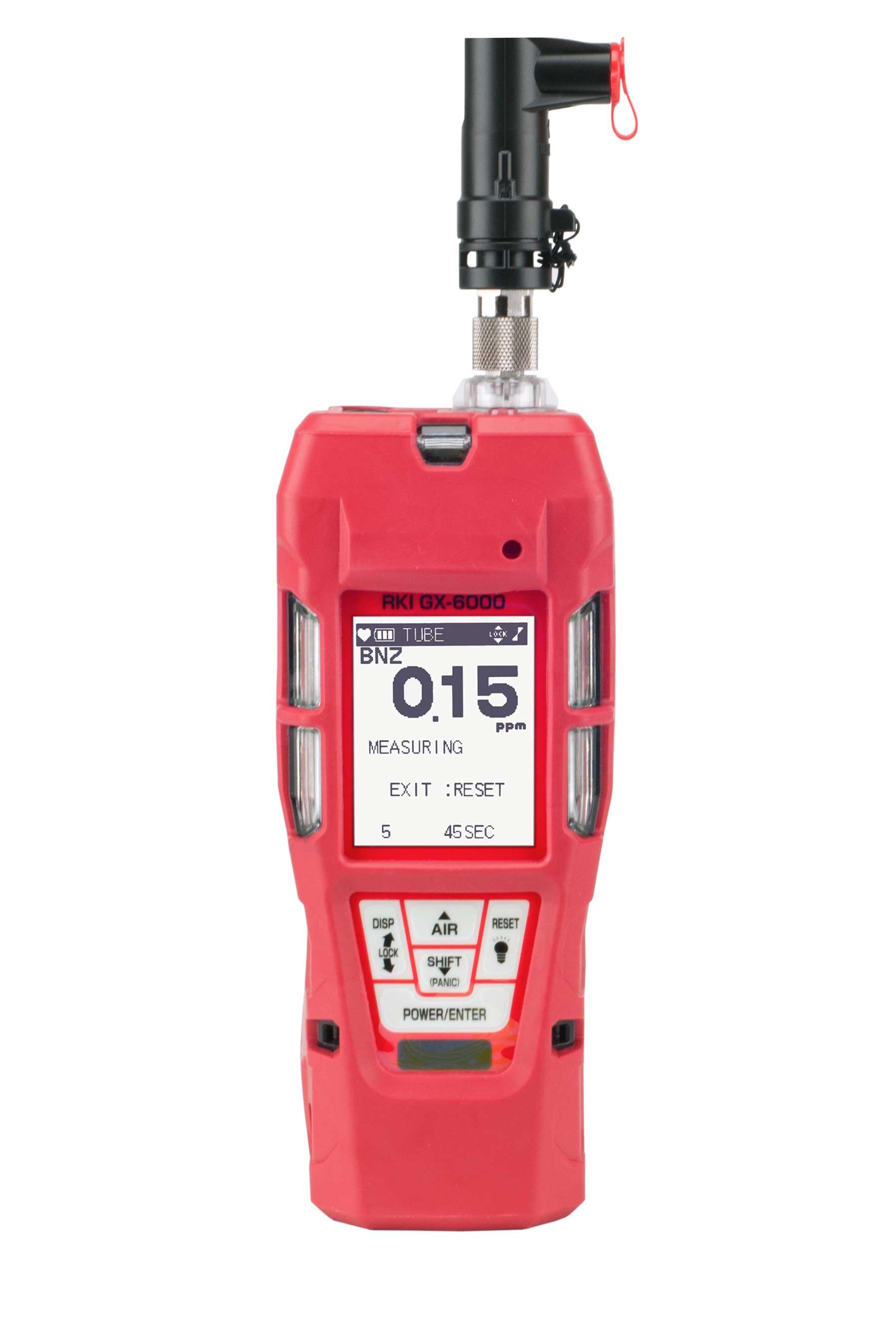 GX-6000 Benzene Gas Detector
