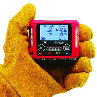 GX-2009 MSHA gas monitor handheld