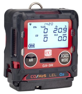 GX-3R Four Gas Monitor