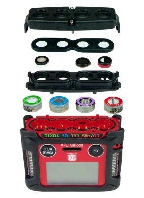 GX-3R Pro gas sensors