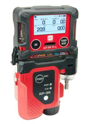GX-3R Pro with sample draw pump