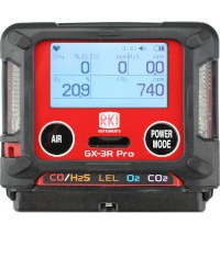 portable multi-gas monitor