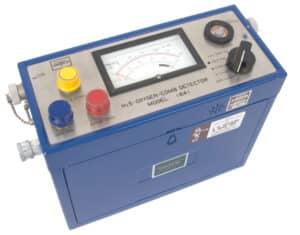 (LEL, O2, CO) with alarm, Model 1641