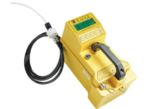 1995 RKI and Riken together develop and introduce the first 6 gas portable monitor, the EAGLE