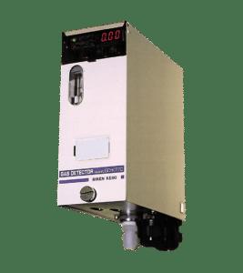 1999 Riken introduces the GD-K77D smart transmitter