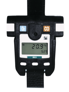 1997 GasWatch, the first wrist worn multi-gas monitor