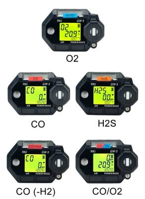 GasWatch 3 options