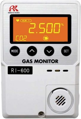 RI-600 Low Alarm