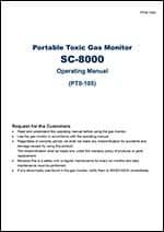 SC-8000 Manual