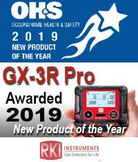 GX-3R Pro Product of the Year 2019