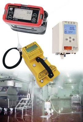 Hydrogen Peroxide Gas Monitor