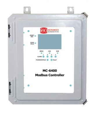 64 CHANNEL MODBUS CONTROLLER