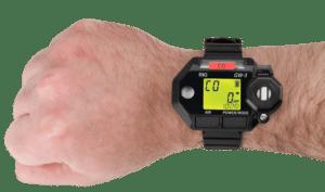 Gaswatch 3 smallest gas monitor