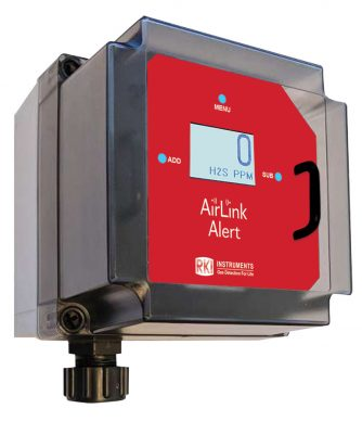 AirLink Alert Gas Monitor