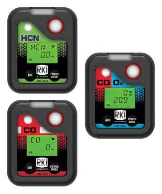 04 Series Single Toxic Gas Monitor