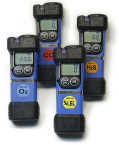 Single Gas Detector 01 Series