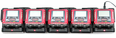 5 unit charger for GX-2009