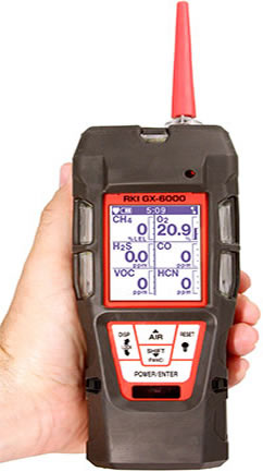 PID gas monitor GX-6000