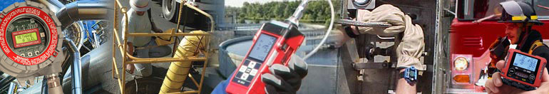 Gas Detectors by RKI Instruments