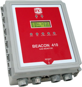 Beacon 410 Gas Detection Controller