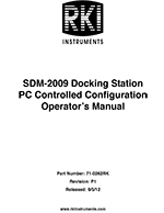 SDM-2009 PC Controlled Configuration