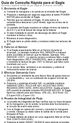 EAGLE Spanish Quick Reference Card