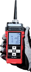 GX-2009 confined space monitor